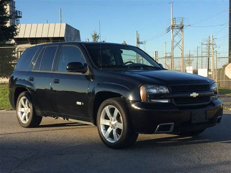 2008 Chevrolet Trailblazer 4x4 Ss 4dr Suv In East Dundee