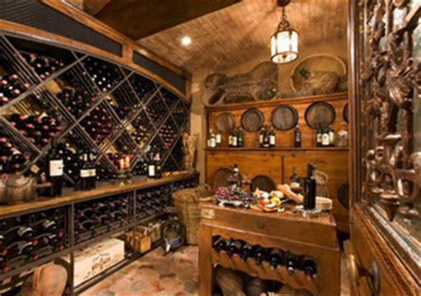 anaheim hills tuscan villa mediterranean wine cellar