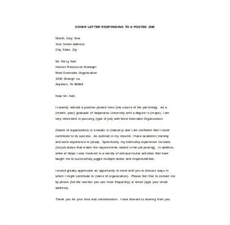 cover letter email text email cover letter  cv
