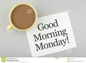 Good Morning Happy Monday Coffee