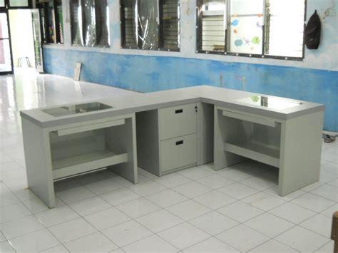 Harga Secret Di Counter jual meja pendaftaran dengan kaca di meja untuk komputer
