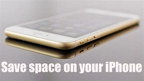make room on iphone 21 tips to make space on iphone how to clear space on