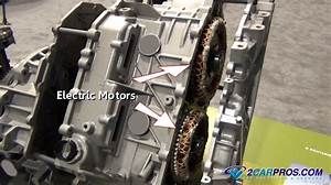 How Hybrid Transmissions Work Explained In Under 5 Minutes