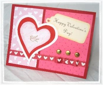 Valentine's Day Homemade Card Ideas  Valentine Traditions