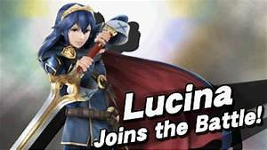 Super Smash Bros 4 3DS How To Unlock Lucina Guide