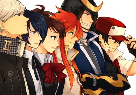 Persona 4, Sengoku Basara Judge, Persona 3 Wallpapers Hd