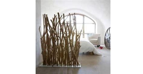 cloison amovible cuisine les cloisons en bois flotté décoratives et chaleureuses