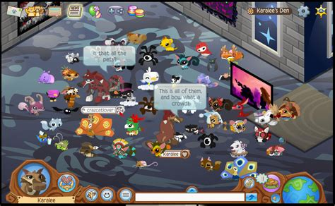 animal jam friendship community picture post