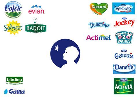 siege social danone les 10 entreprises qui trustent les marques alimentaires