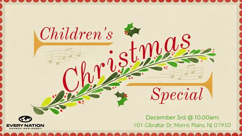 children s christmas special every nation new jersey