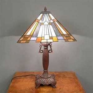 Lampe Art Deco : tiffany lampe art deco tischleuchte im tiffany ~ Teatrodelosmanantiales.com Idées de Décoration