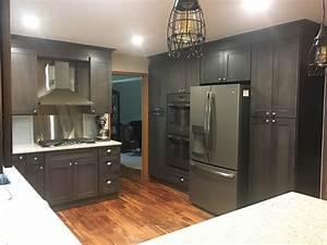 Buy Graystone Shaker Kitchen Cabinets Online