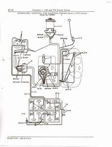 I Need The Wiring Diagram For The Starting Circuit On A