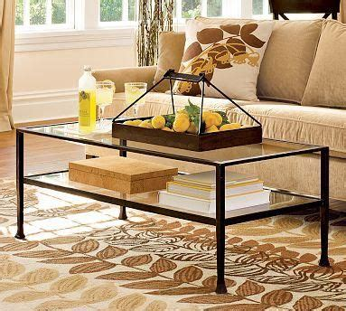 Tanner Coffee Table, Pottery Barn  Home Is Where My Heart