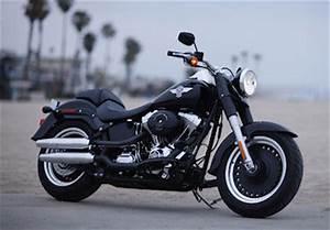 Harley Davidson 1584 FLSTFB Fat Boy Special 2010 Fiche