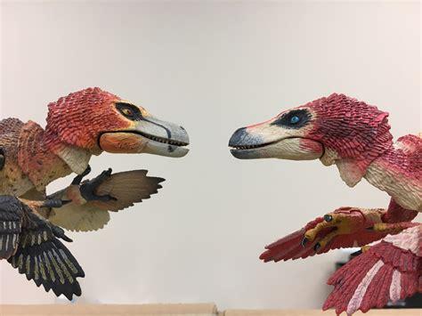 Beasts Of The Mesozoic Raptor Series Fwoosh