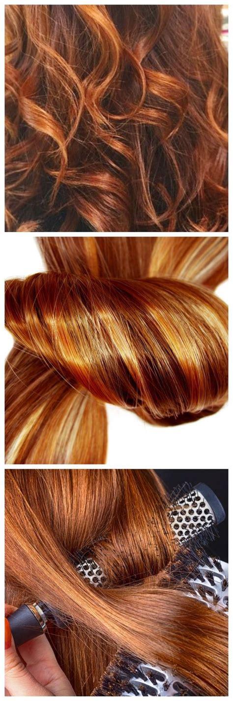 Wie Sieht Kupfer Aus by 43 Tolle Interpretationen Der Kupfer Haarfarbe