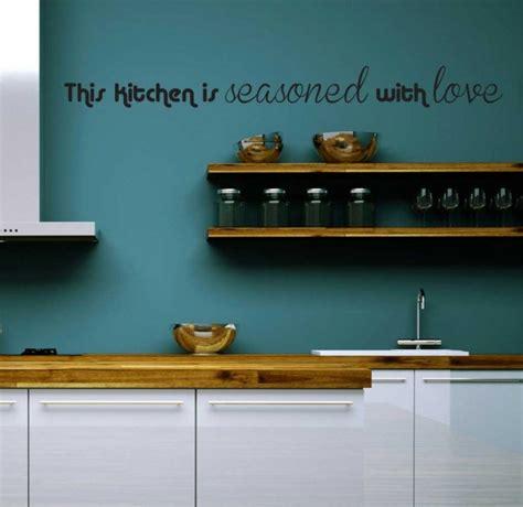 deco cuisine mur déco murale originale pour toute la maison