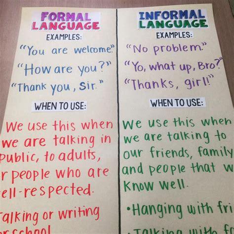 week   learning  formal  informal