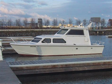 Cabin Jet Boats by Boat Cabin Cruiser Chris Craft 1975 For Sale For Boats