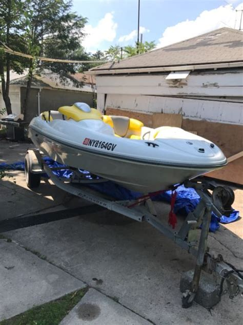 Sea Doo Boat Price List by 2005 Seadoo Sportster Jet Boat No Reserve For Sale In