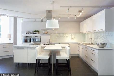 cuisine ikea blanche cuisine ikea faktum abstrakt blanche ikea kitchens