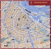 Amsterdam Map - Detailed City and Metro Maps of Amsterdam ...