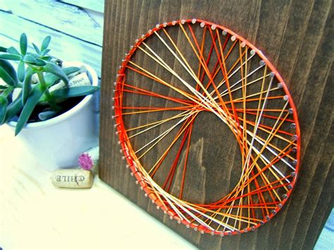 String Art Patterns On Pinterest