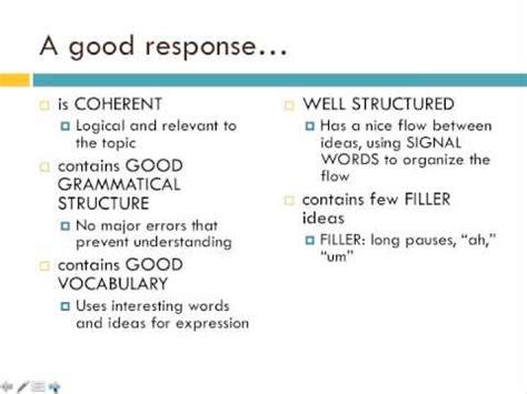 Toefl Speaking Template 3 by Toefl Speaking Skills 3 Integrated Speaking Task Read