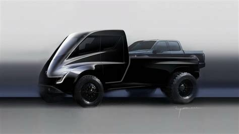tesla electric pickup truck an electric pickup truck will be tesla 39 s top priority