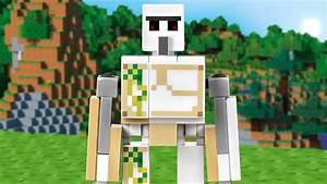 Iron Golem - Characters - Minecraft LEGO.com