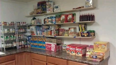 Starting A Food Pantry At Your Church My Church Has A Food Pantry God Provides And The