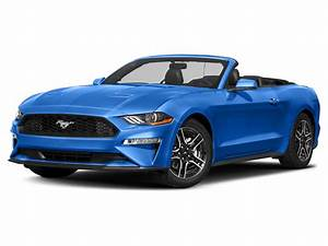 2020 Ford Mustang Convertible - Cabriolet EcoBoost : Price, Specs & Review | Carle Ford (Canada)