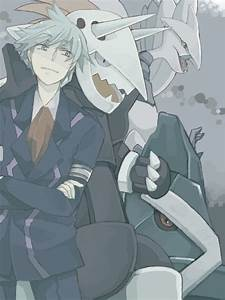 Steven Stone. I'm hoping we will see him again in Omega ...