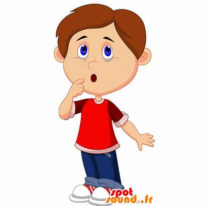Clipart Boy Mascot Child 2d 3d Schoolboy
