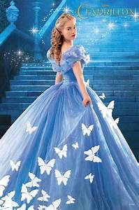 Lily James, Disney, Cinderella, 2015 | Cinderella 15 ...  Cinderella