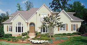 Ideal Exterior Paint Colors for Ranch Style Homes — HOUSE