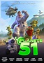 Planet 51 (2009) poster - FreeMoviePosters.net