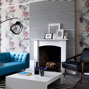 Sumptomous living room wallpaper designs rilane