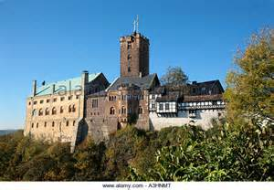 Wartburg Castle Eisenach Germany