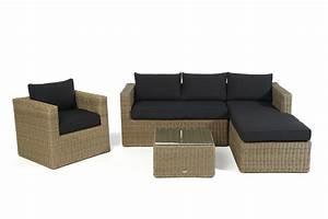 rattanmobel rattan lounge rattan gartenmobel kaufen sie With katzennetz balkon mit royal garden auflage sessel elegance