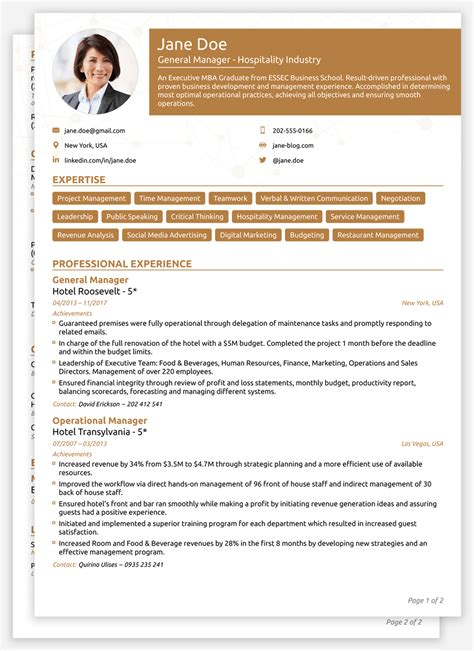 curriculum vitae layout template 2018 cv templates download create yours in 5 minutes