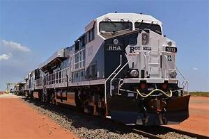 Roy Hill U2019s New Ge Locomotives Are Super Strong And Super