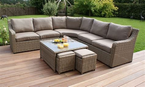 sofa dining set garden rattan outdoor sofa unique outdoor furniture corner