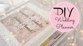 wedding planning binder belindaselene diy wedding planner save money time and