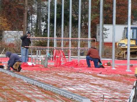 Water Radiant Floors by Linx Greenhouse Systems Water Radiant Heat