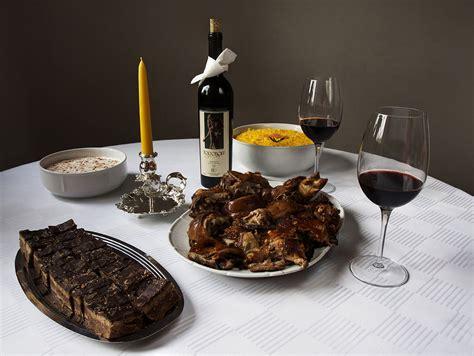 cuisine dinner serbian cuisine