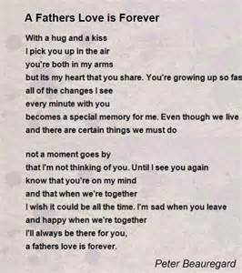 Father's Love Poem