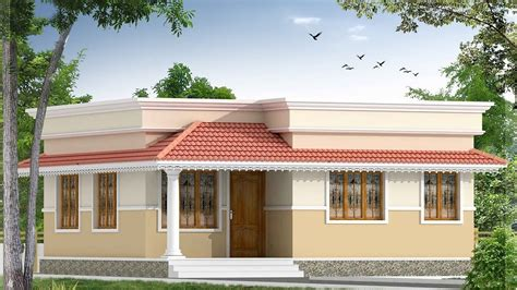 2bhk House Interior Design & Plan 10lakhs In Kerala House