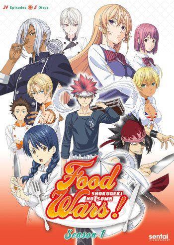 food wars shokugeki  souma anime  anime